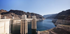 Hoover Dam HD Wallpaper by Lindsay Clark