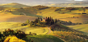 Tuscany, Italy HD Wallpaper