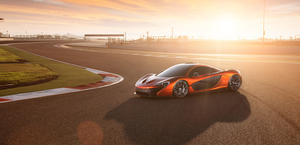 McLaren P1 Hyper Car HD Wallpaper