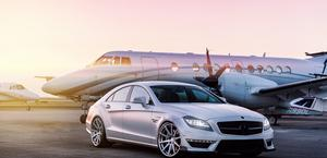 Mercedes Benz CLS63 AMG HD Wallpaper