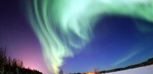 Northern Lights HD Wallpaper