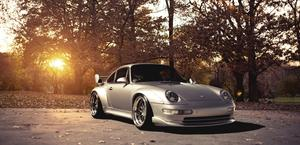 Porsche 911 GT2 by Evano Gucciardo HD Wallpaper