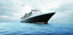 Queen Mary 2 Cruise Ship Big Wallpaper