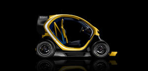 Renault Twizy Sport F1 Edition HD wallpaper