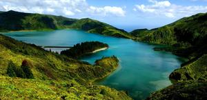 Sao Miguel Island, Azores HD Wallpaper