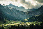 Adelboden, Switzerland HD Wallpaper