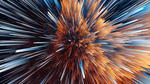 Particle Explosion by Ahmed Nabil HD wallpaper