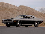 Plymouth Cuda Muscle car Wallpaper