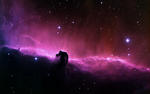 Purple Galaxy High Quality Wallpaper