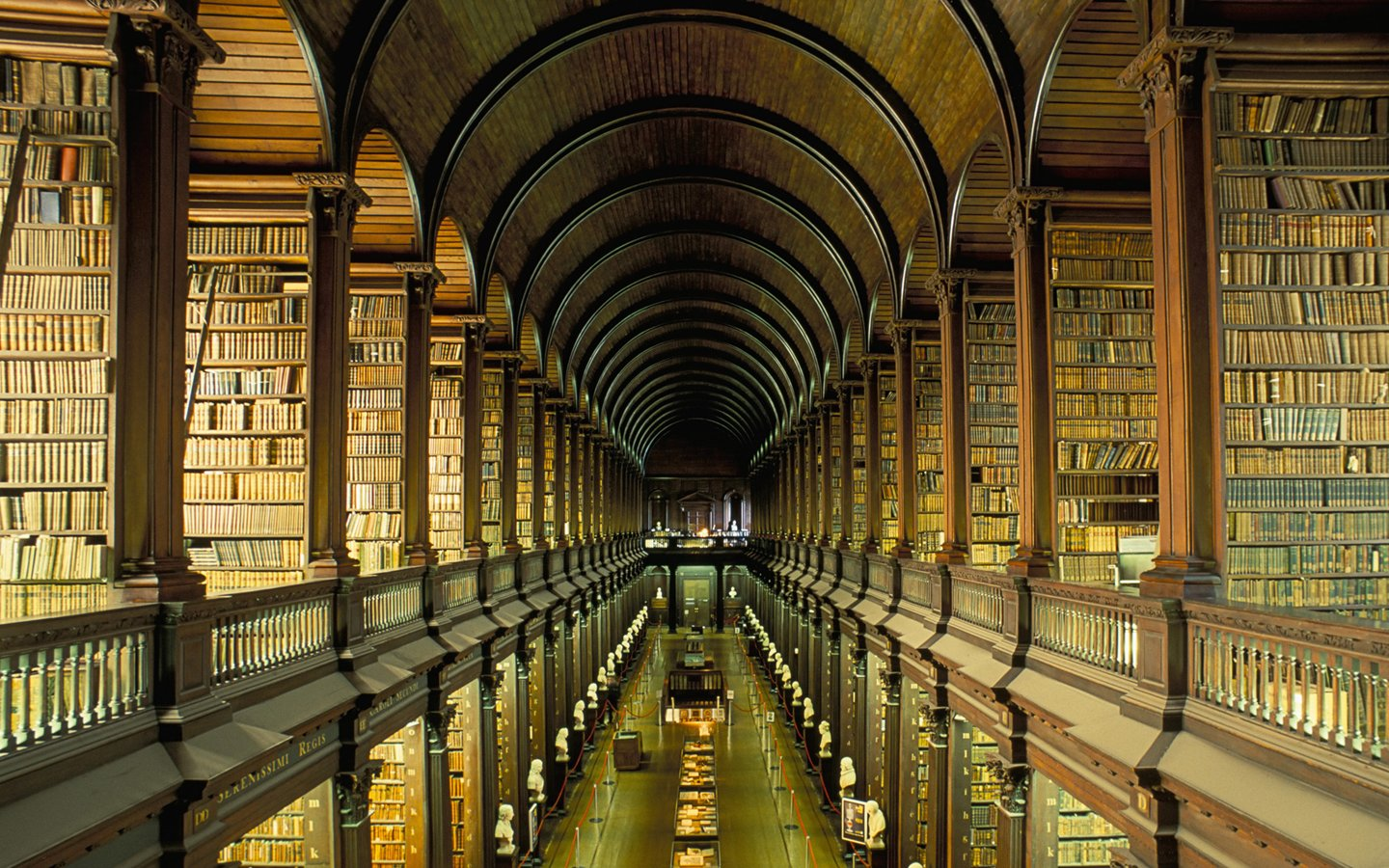 Incredible Libraries From Around The World 15 Pics I
