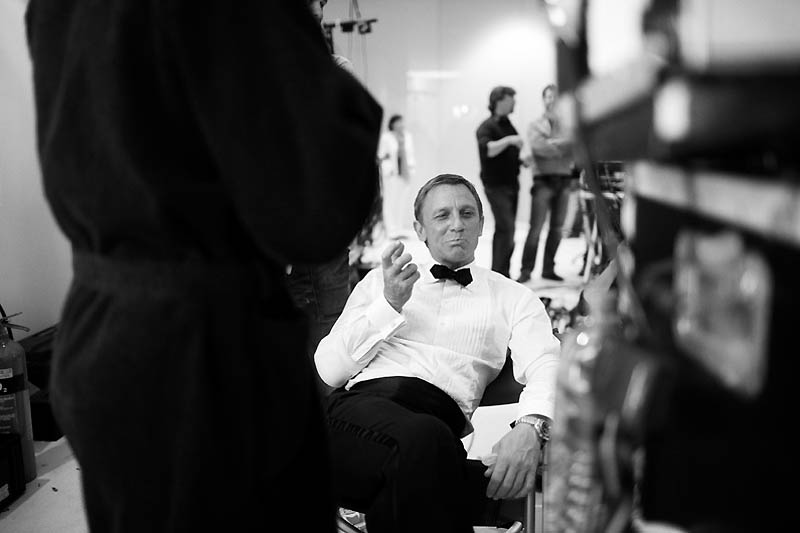 Casino Royale Behind The Scenes