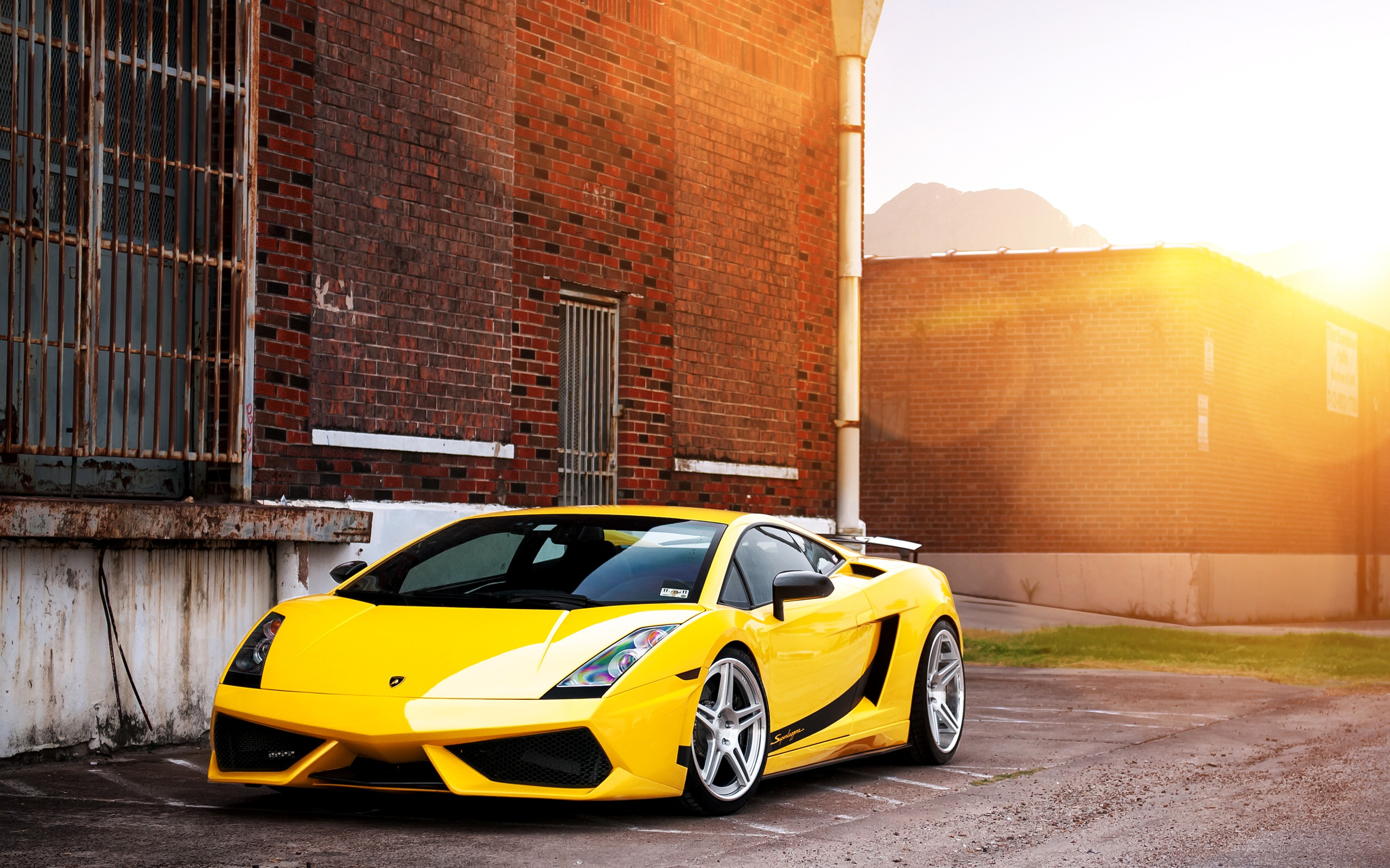 Daily Wallpaper Lamborghini Gallardo Superleggera I Like To Waste My Time