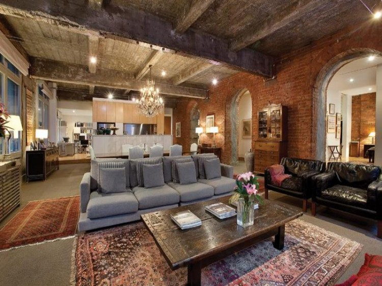 cool warehouse conversion into an apartment 9 pics i