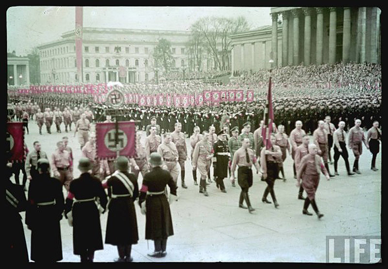 short history of pre hitler germany History of germany including hitler's revolution, hitler and the jews 1933-8, sa and ss, the thousand-year reich, the economy and the nation, germans abroad.