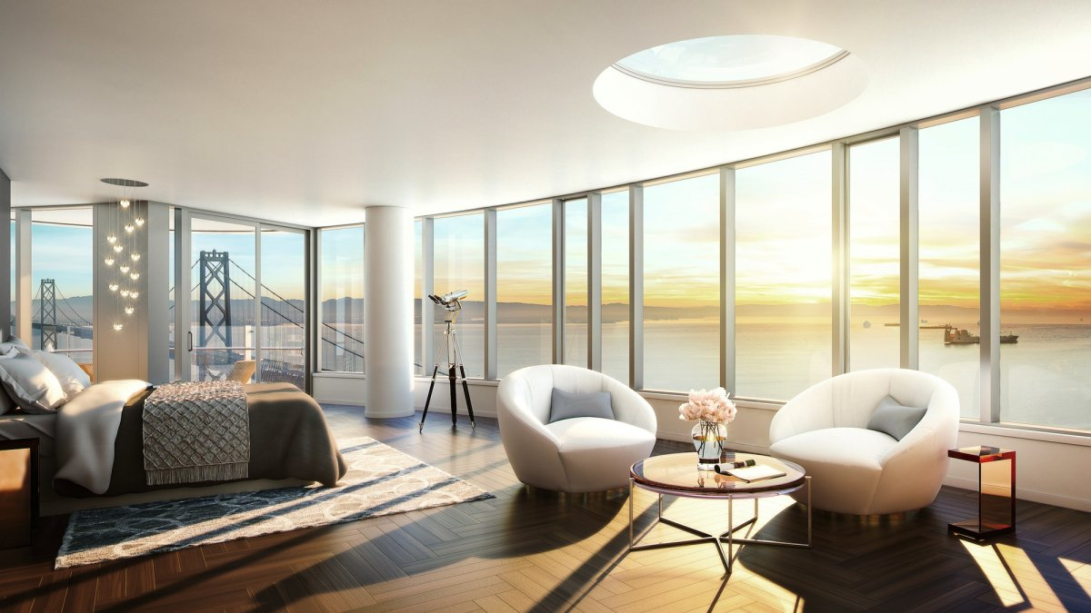 Most Expensive Penthouses In The World San Francisco I Like To Waste My Time