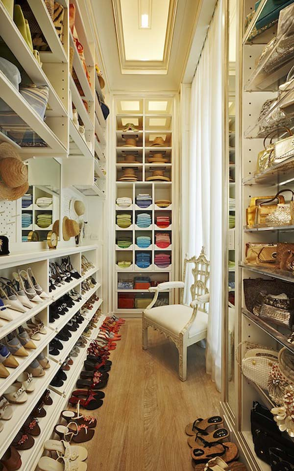 Luxury Sports Cars >> Luxury Walk-In Closets to Suit Your Style | I Like To ...