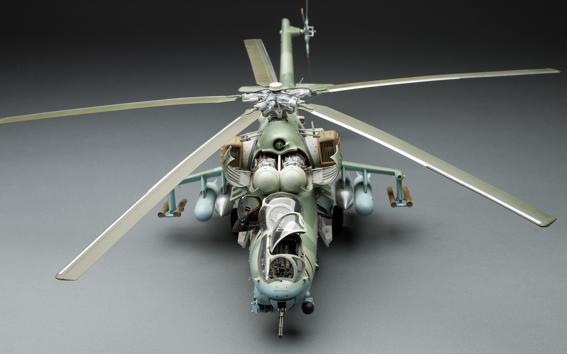 A Scratch Built Model Like No Other Mil 24 I Like To