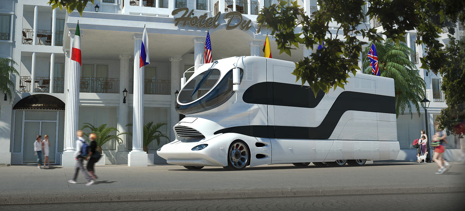 The Most Expensive Rv In World I