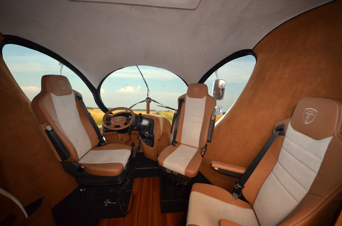 The most expensive rv in the world i like to waste my time for Best interiors in the world