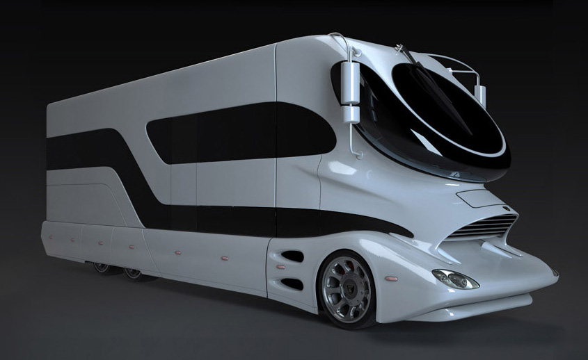 The Most Expensive Rv In The World I Like To Waste My Time
