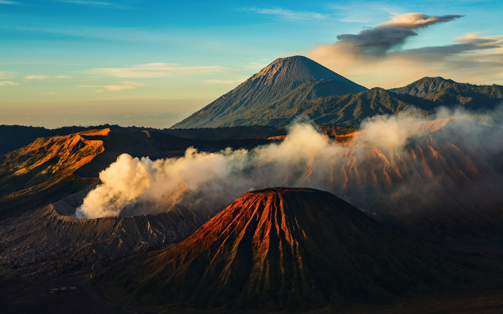 Daily Wallpaper: Mount Bromo, Indonesia  I Like To Waste My Time