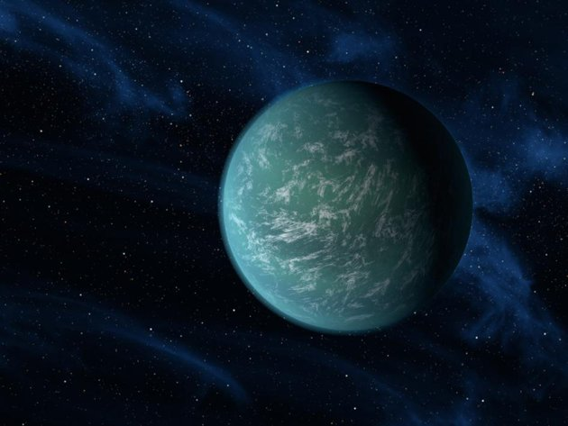 NASA Finds the First Habitable Planet | I Like To Waste My ...