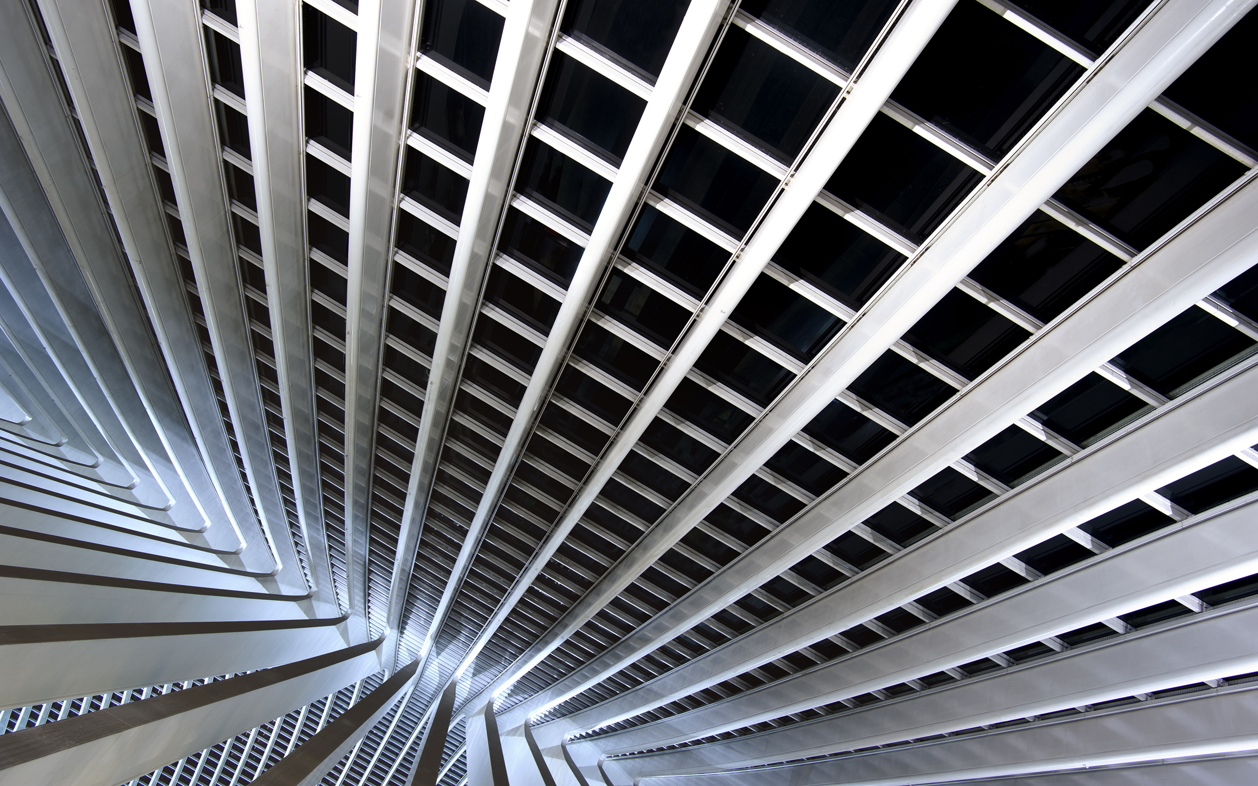 Daily Wallpaper Li 232 Ge Guillemins Railway Station I Like
