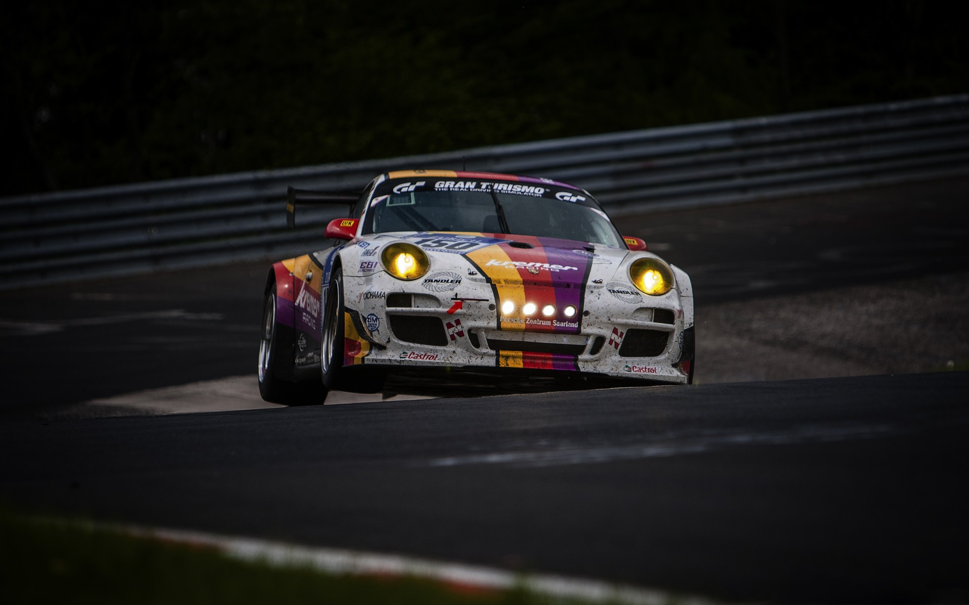 Daily Wallpaper Porsche On N 252 Rburgring I Like To Waste