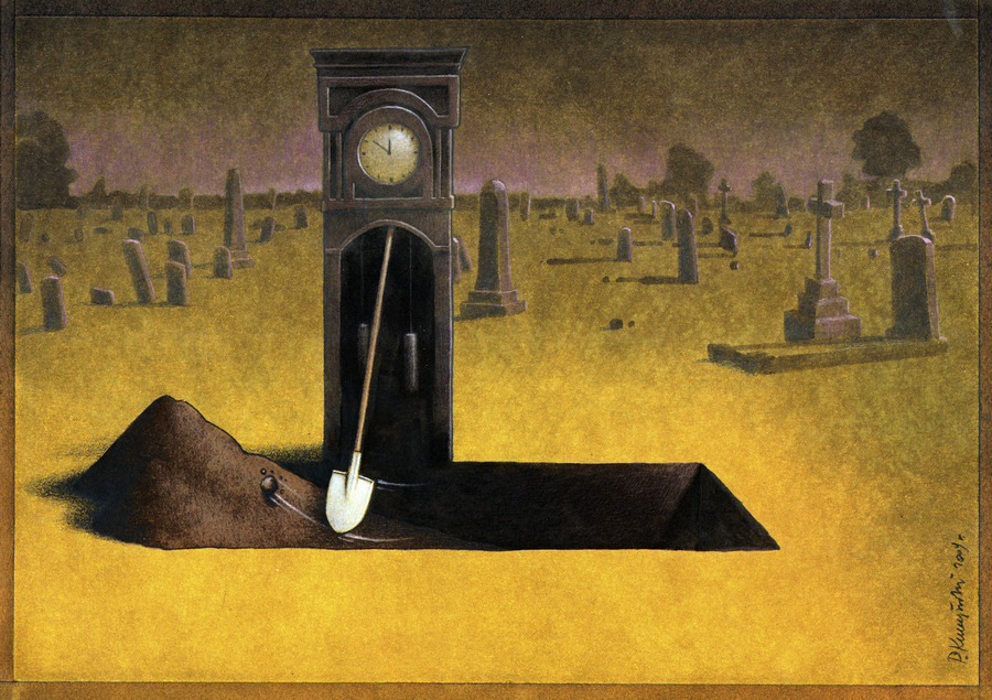 art about time