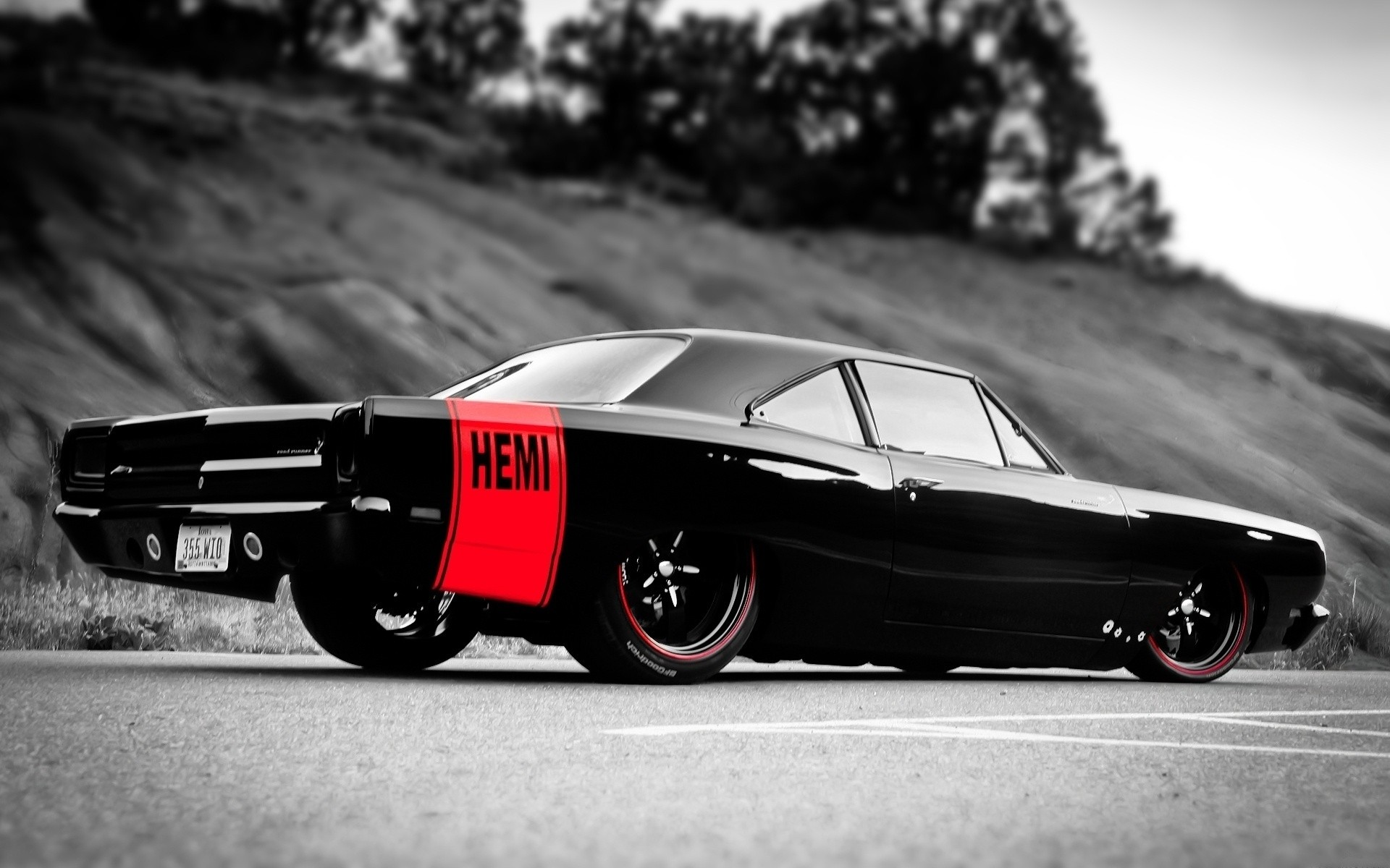 Daily Wallpaper: Plymouth Roadrunner | I Like To Waste My Time
