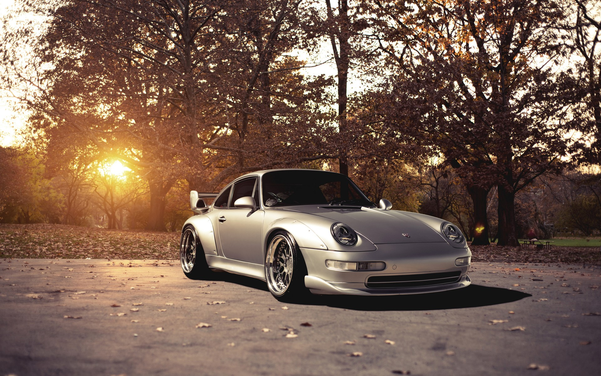 Air Cooled Porsche >> Daily Wallpaper: Porsche 911 GT2 | I Like To Waste My Time