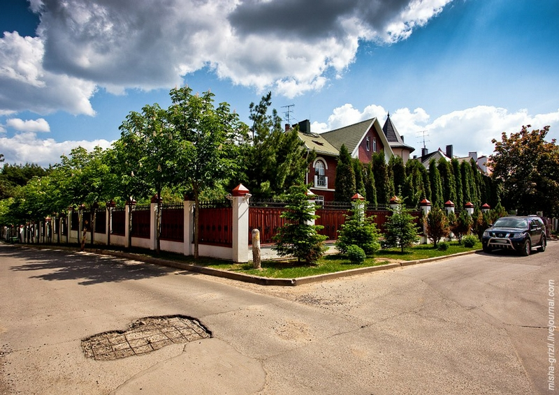 Russia S Most Wealthy Amp Elite Village I Like To Waste My Time