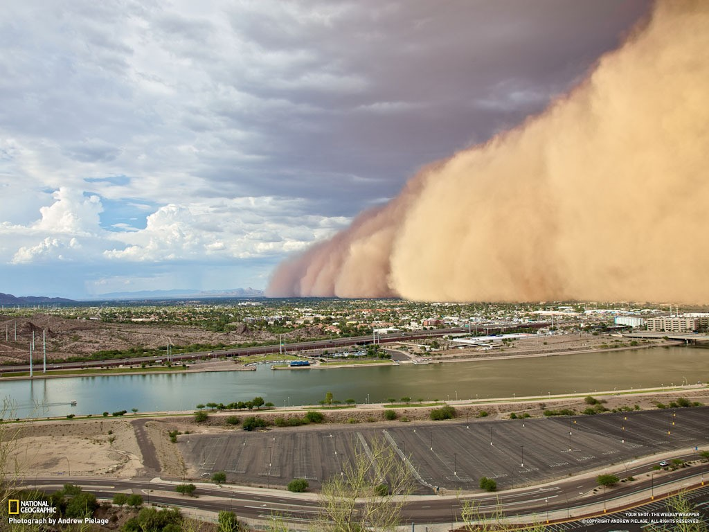 Intense Sand Storms In Photos 10 Pics I Like To Waste
