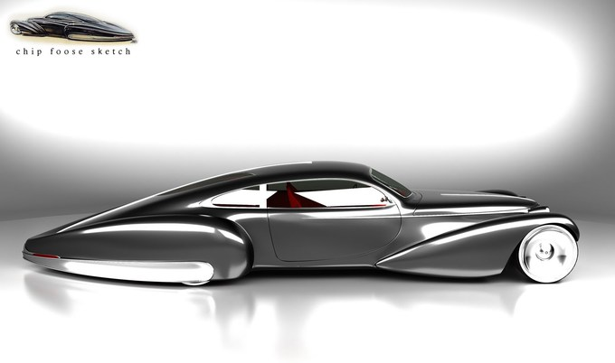 Cool Futuristic Concepts With A Retro Twist I Like To Waste My Time - Cool cars in the future
