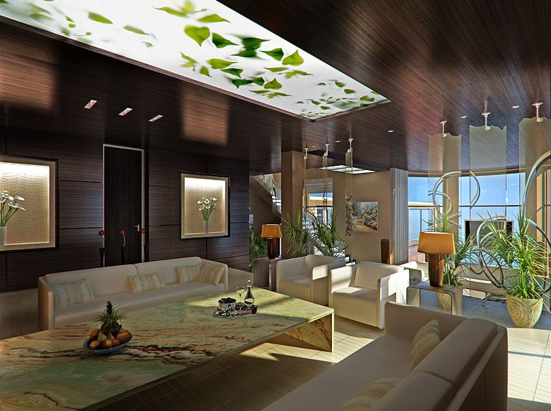 28 Stunning Modern Interior Designs | I Like To Waste My Time