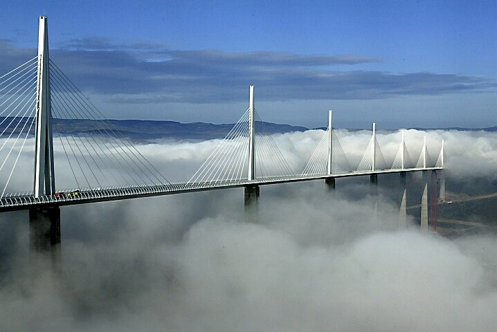 ... tallest bridge in the world. This architectural wonder took a short