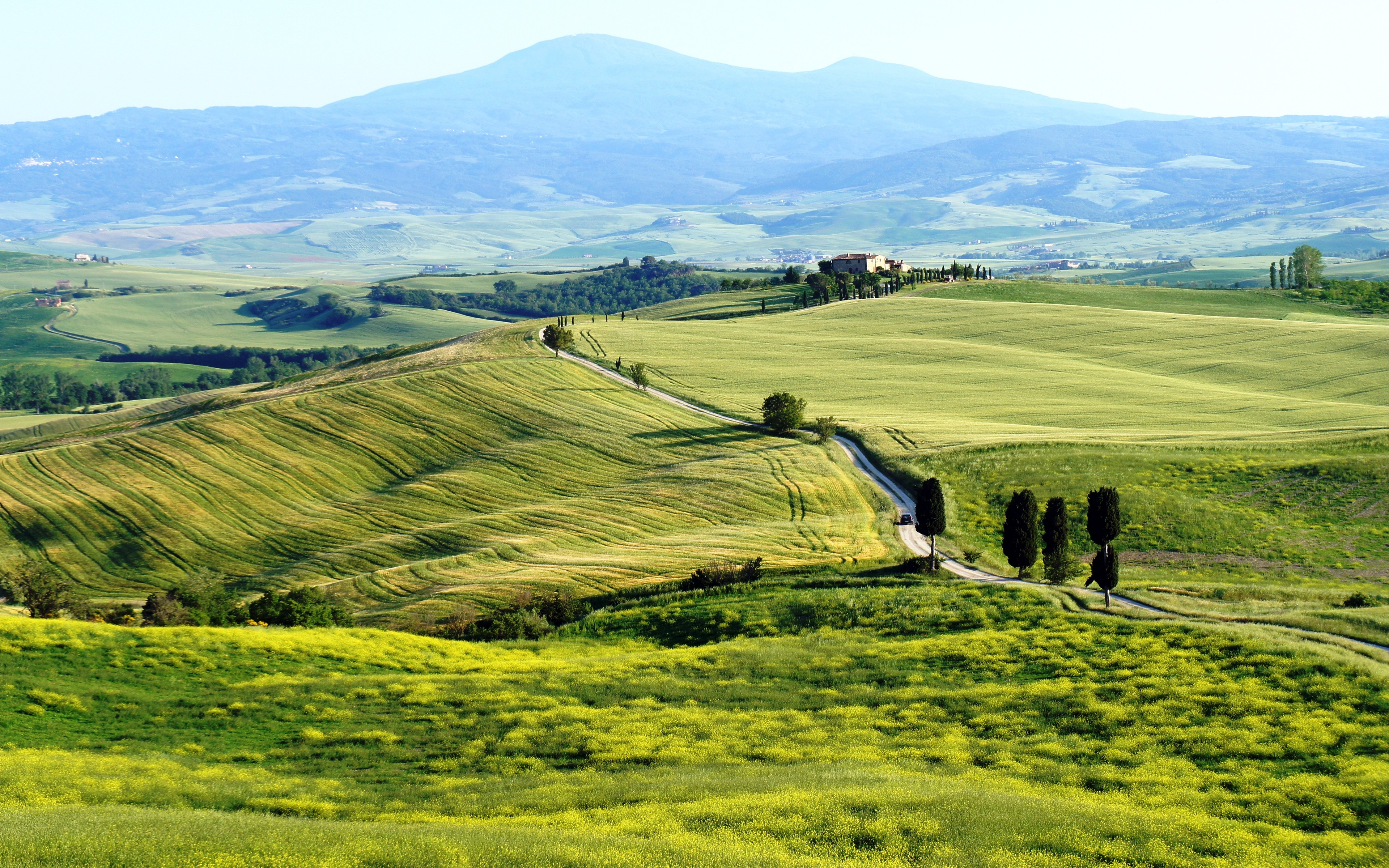 Daily Wallpaper: Tuscany, Italy   I Like To Waste My Time