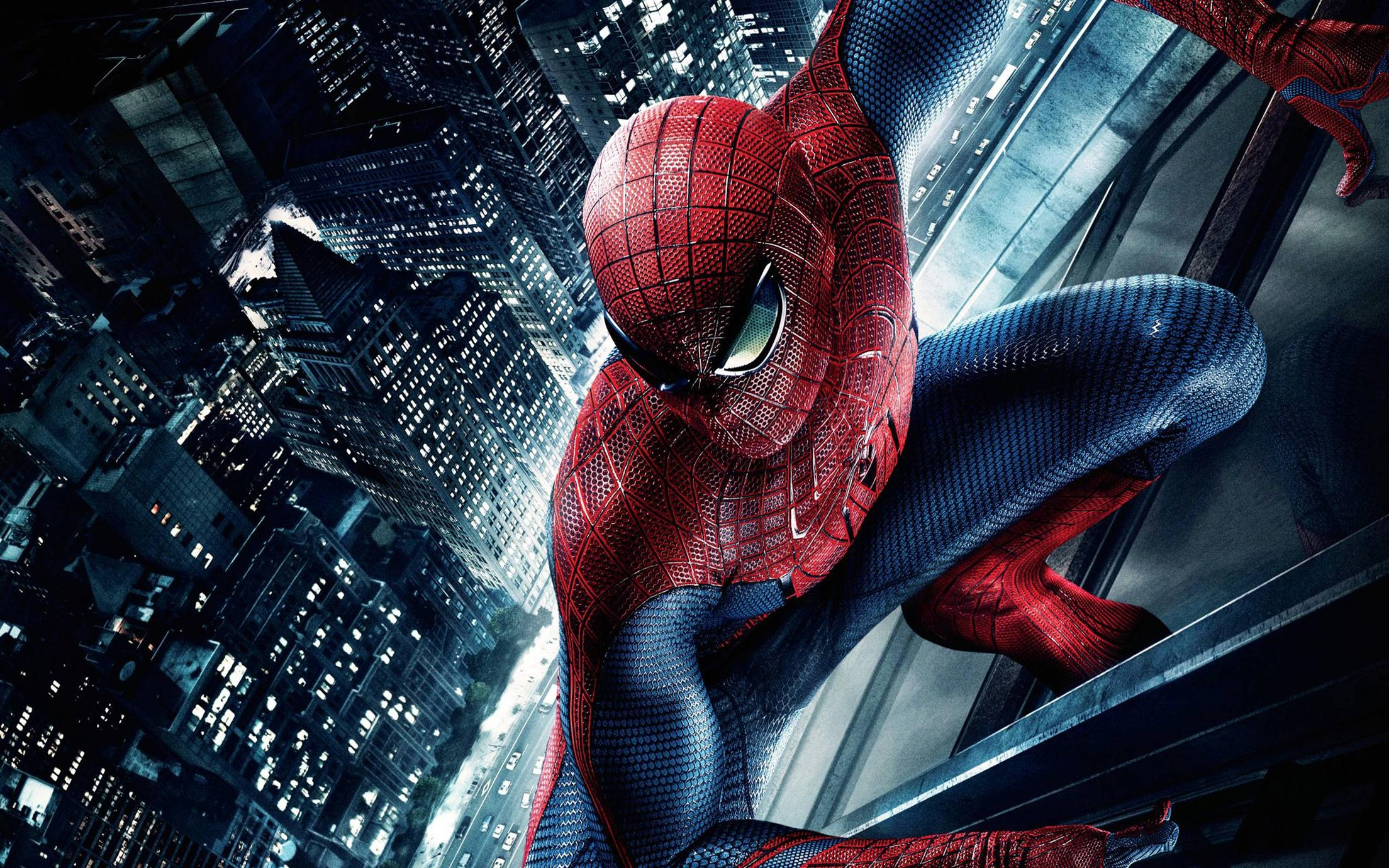Daily Wallpaper The Amazing Spiderman I Like To Waste My Time