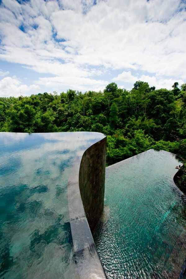beautiful ubud hanging gardens in bali indonesia i like. Black Bedroom Furniture Sets. Home Design Ideas