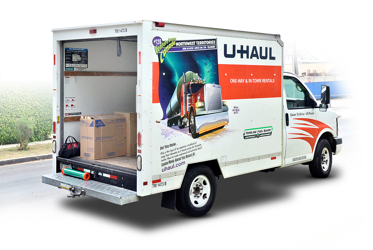 Uhaul Rental Quote The Best Of Uhaul Illustrations Supergraphics 30 Pics  I