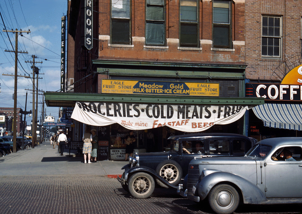 Usa of the 194039s in hq colour restored photos pt2 24 for Lamp and lighting warehouse lincoln ne