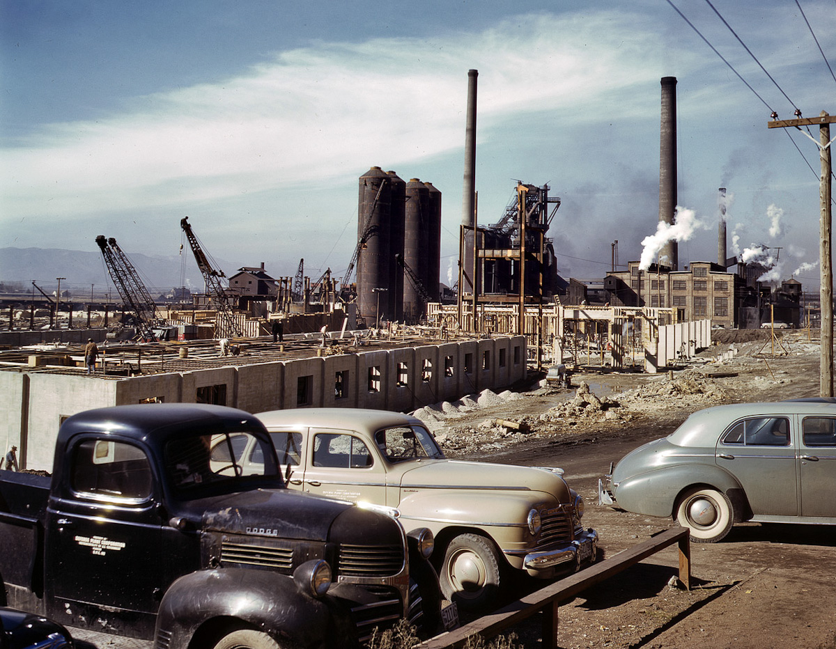 Usa Of The 1940 S In Hq Colour Restored Photos Pt 2 24 Pics I Like To Waste My Time