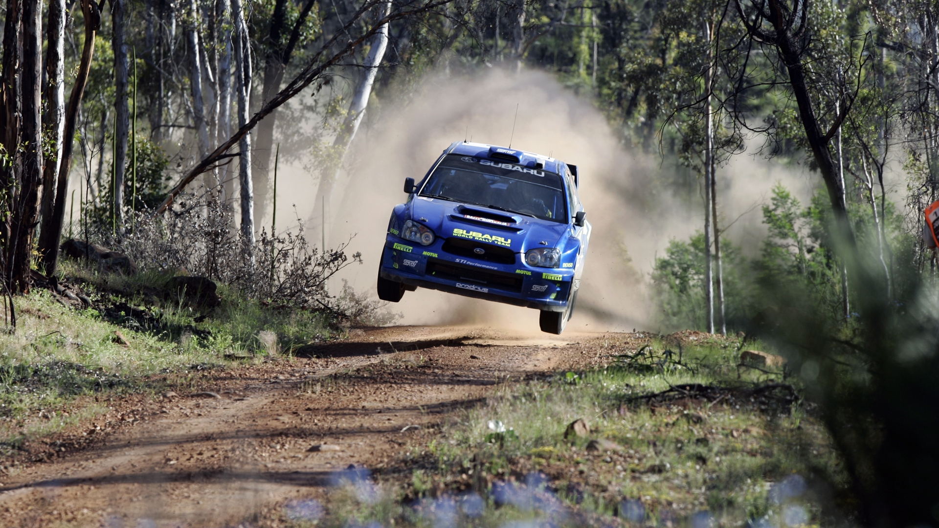 Daily Wallpaper Wrc Subaru Catching Air I Like To Waste